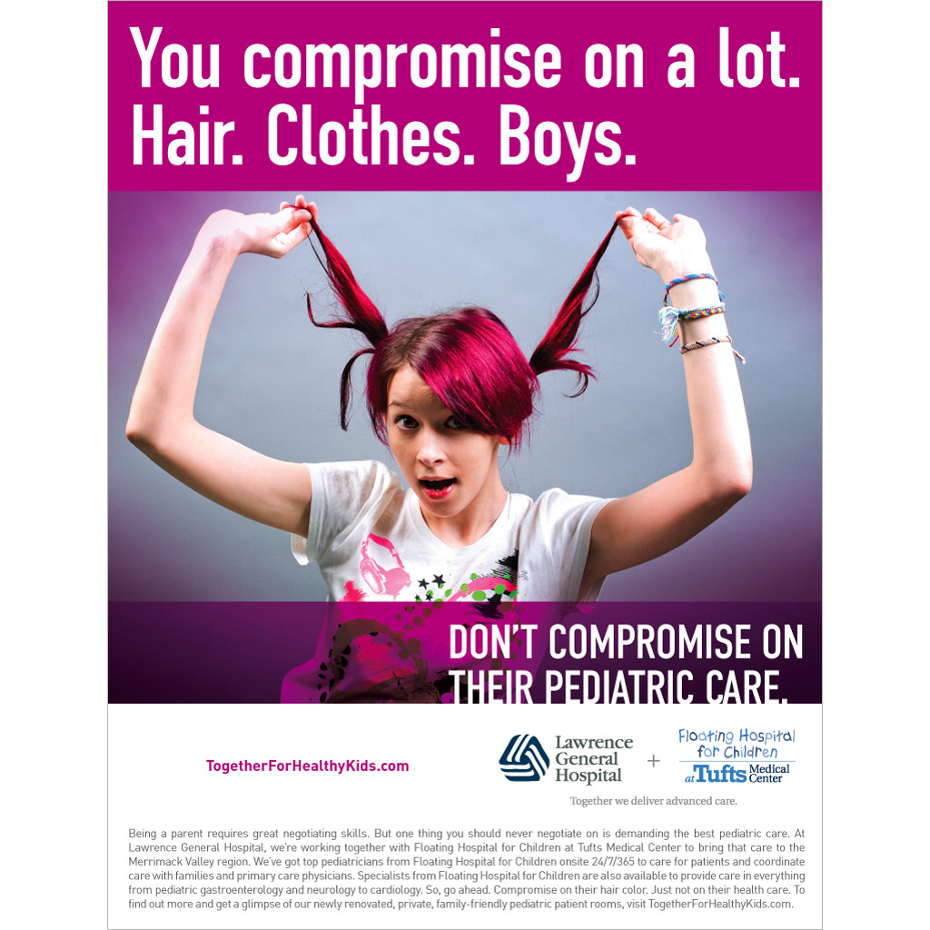 Lawrence-Compromise-Print-Ad