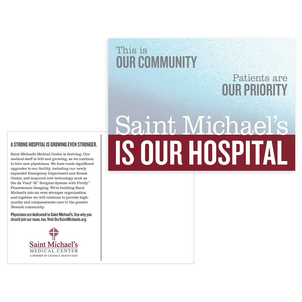 Saint-Michaels-Interim-Campaign-Community-Postcard