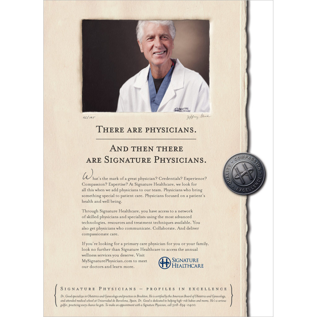 Signature-Healthcare-Physicians-Campaign-Good-Print-Ad